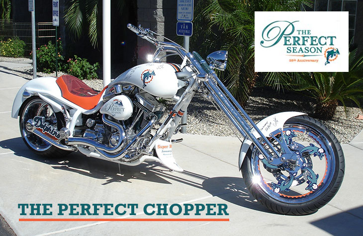 The Perfect Chopper